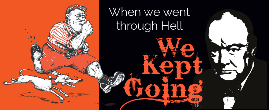 Virtual Race- When We Went Through Hell........ We Kept Going'