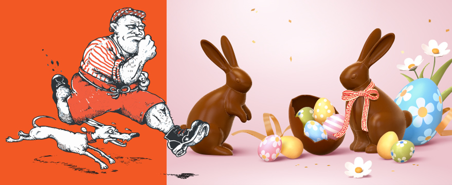 Virtual Event- The Grim Easter Hop, Skip and a Jump